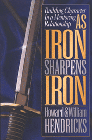 As Iron Sharpens Iron: Building Character in a Mentoring Relationship-0