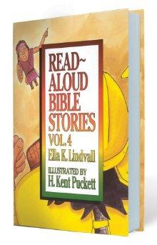 Read-Aloud Bible Stories V. 4