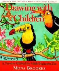 Drawing with Children: A Creative Method for Adult Beginners, Too (Anniversary, Revised and Expanded)-0
