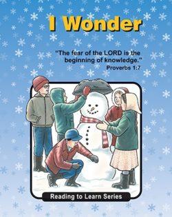 I Wonder - Grade 1 Reader