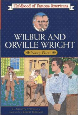 Wilbur and Orville Wright, Young Fliers