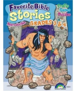 Favorite Bible Stories and Activities Grades 3-4