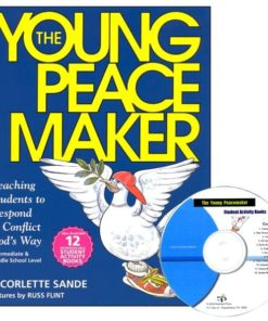 Young Peacemaker Set [With 12 Student Activity Books]-0