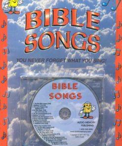 Bible Songs CD