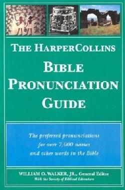 HarperCollins Bible Pronunciation Guide