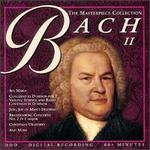 Masterpiece Collection Bach II