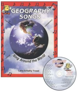 Geography Songs (Acappella)-0