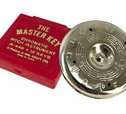 Master Key Pitch Instrument CC
