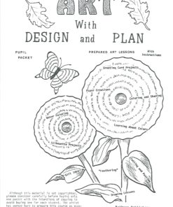 Art With Design and Plan, Grades 1-4, second year-0