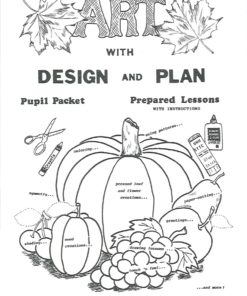 Art With Design and Plan, Grades 1-4, fourth year-0