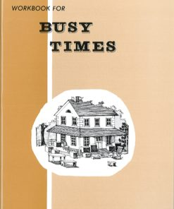 Busy Times - Workbook