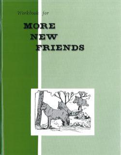 More New Friends - Workbook
