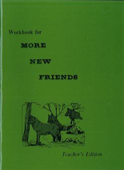 More New Friends Workbook - Teacher's Edition