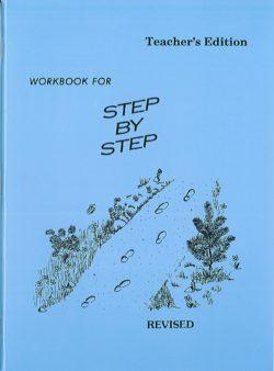 Step by Step Workbook - Teacher's Edition