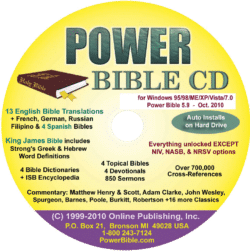 Power Bible CD-0