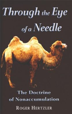 Through the Eye of a Needle: The Doctrine of Nonaccumulation