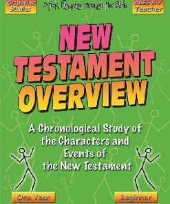 New Testament Overview: Stick Figuring through the Bible