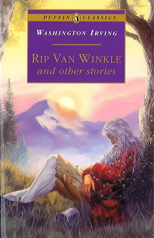 Rip Van Winkle and Other Stories-0
