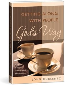 Getting Along with People God's Way