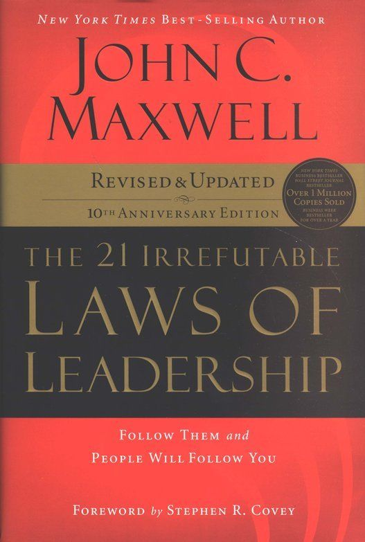 john maxwell 21 irrefutable laws of leadership pdf