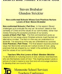 Teachers Who Are Lovers of God