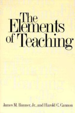 Elements of Teaching, The