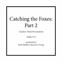 Catching the Foxes: Part 2
