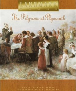 Pilgrims at Plymouth, The (Landmark Books)