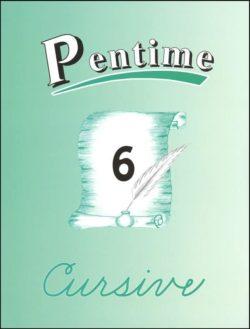 Pentime Cursive Grade 6