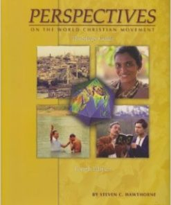 Perspectives on the World Christian Movement: Study Guide