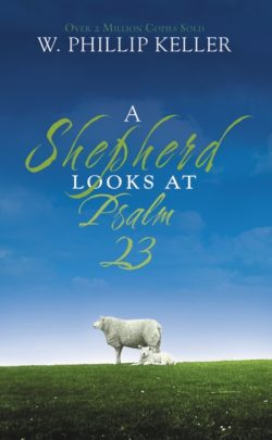 Shepherd Looks at Psalm 23, A-0
