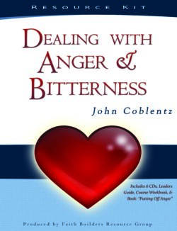 Dealing with Anger & Bitterness CD Resource Kit