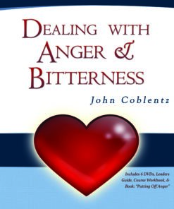 Dealing with Anger & Bitterness DVD Resource Kit