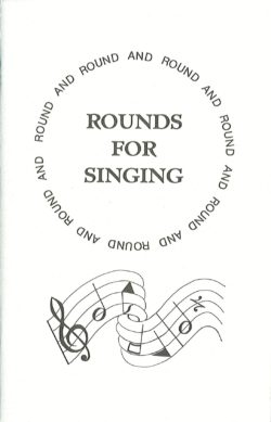 Rounds for Singing-0
