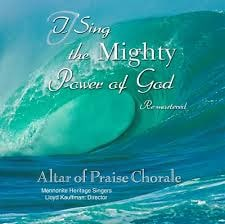 I Sing the Mighty Power of God-0