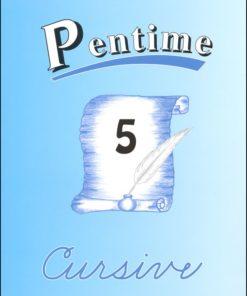Pentime Cursive Grade 5