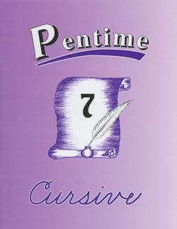 Pentime Cursive Grade 7