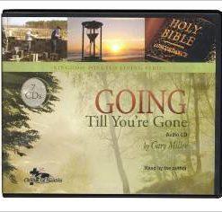 Going Til Youre Gone Audiobook-0