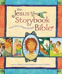 Jesus Storybook Bible, The-0