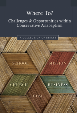 Where To? Challenges and Opportunities Within Conservative Anabaptism-0